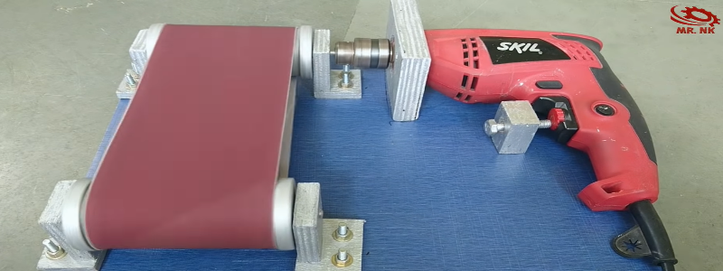 How To Make A DIY Belt Sander featured image